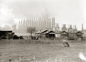 U S Steel Works Birmingham, Alabama